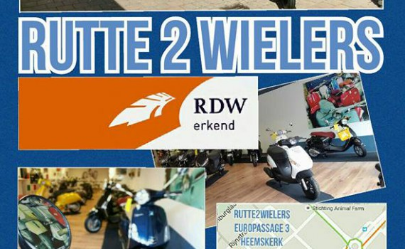 Koopzondag 30 augustus 2015 - Rutte 2 Wielers