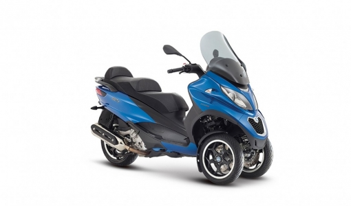 Piaggio MP3 LT Sport 500 ABS-ASR blauw