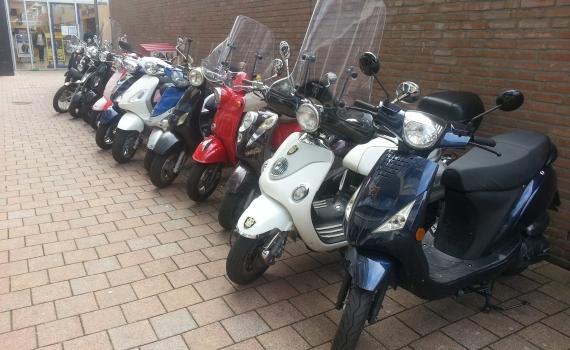 Rutte 2 Wielers - Gebruikte scooters
